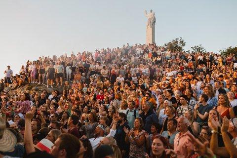 I fjor vart alle festivalpassa utseld.
