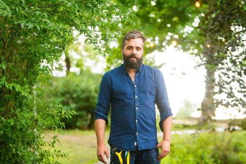 FERDIG MED UTKANTFESTIVALEN: Viggo Randal gir seg som festivalsjef for Utkant etter 12 år i sjefsstolen.