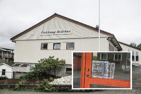 Natt til laurdag var det innbrot i Frekhaug bedehus i Holtermandsvegen 2 like ved Leiketun barnehage og Danielsen Ungdomsskule.