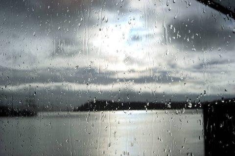 USTABILT: Denne veka vil bli prega av både sol og regn.