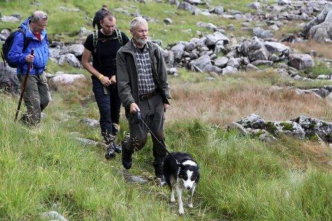 TRADISJONSRIK MARSJ: Søndag kan du vandra langs historiske stader og flott natur i Bjørn West-marsjen.