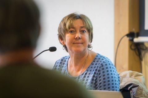 Astrid Aarhus Byrknes (KrF) vil ikkje kommentere saka særleg.