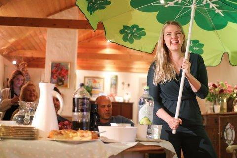 Sara Hamre Sekkingstad får behalde fjerdeplassen på stortingslista til Senterpartiet i Hordaland.