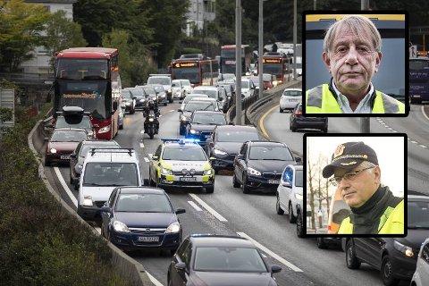 Onsdag blir morgontrafikken igjen lamma når Nok er nok gjennomfører ny aksjon mot bompengar. Politiet varslar at dei no vil senke terskelen for å gripe inn.