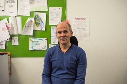 På nyåret byrja Cato Risøy som rektor ved Danielsen ungdomsskule. – Det å få prøve seg på nye utfordringar er utviklande og lærerikt – ein får bruke hjernen litt.