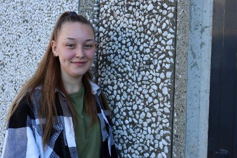 BLE IKKE OPPDAGET: Det tok tid før Otilie Selsvik fikk diagnosen. - Det var merkelig i starten, men nå går det fint, sier hun.