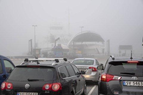 Prosjektet Hordfast skal erstatte ferja over Bjørnafjorden. No har vegvesenet levert frå seg eit overslag på kor mykje bompengar som kan krevast inn.