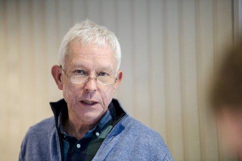Tidligere kommuneoverlege Finn Markussen gikk av med pensjon 1. oktober, og er dermed en av syv personer som har eller skal slutte ved kontoret i 2020.
