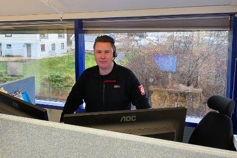 NORDHORDLAND BRANN OG REDNING: Brannførebyggar Svein-Åge Renholm ønsker innspel frå innbyggarane om korleis dei kan informere betre.