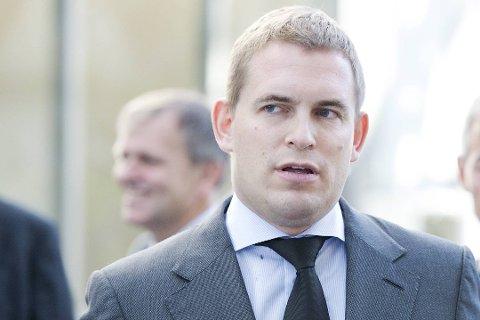 SEL SEG UT: Frederik Mohn sel 18,45 millionar aksjar til Sævik-familiens Havila-selskap for 877 millionar kroner.