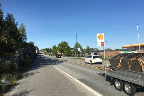 E39: Fleire sjåførar vart tekne i fartskontroll tysdag formiddag.