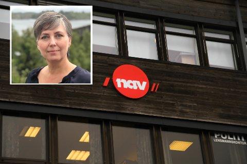 Inger-Lise Brekke i NAV ALver, er nøgd med søkjarane dei får.