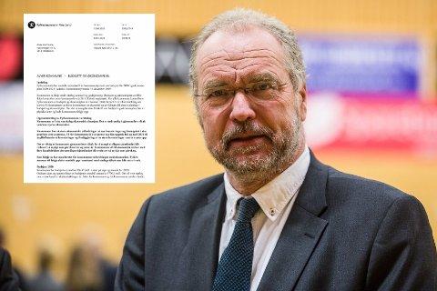 Fylkesmann i Vestland, Lars Sponheim.