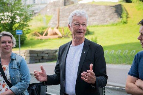 Fylkesordførar Jon Askeland og fylkestinget har lagt strategien klar for utvikling av e-sport i fylket.