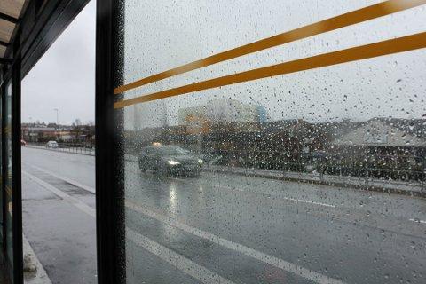 REGN: Meteorologen melder om regn og tore den kommande helga.
