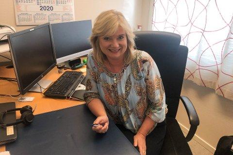 GULEN KOMMUNE: Irene Søreide tar midlertidig pause frå jobben som rådgjevar, der ho skal jobbe som rådmann i eitt år.