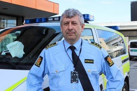 Lensmann i Nordhordland lennsmannsdistrikt, Kjell Idar Vangberg, er bekymra for eit nytt rusmiddel i regionen.