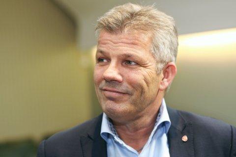 Fiskeri- og havminister Bjørnar Skjæran.