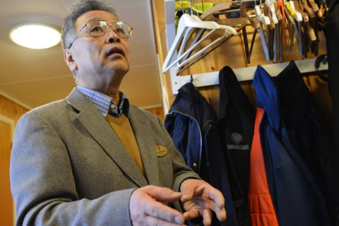 God tålmod frå familie og kollegaer har vore viktig for Junji Furukawa.
