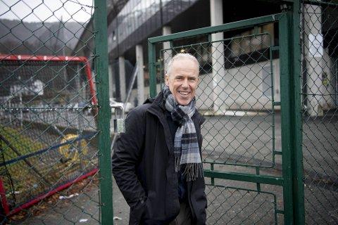 Rune Soltvedt såg ut som ein letta mann etter å ha annonsert sin avgang mandag. Initiativet kom frå klubben, men strilen frå Stanghelle gler seg til meir tid til familie – og endeleg nokre fridagar!