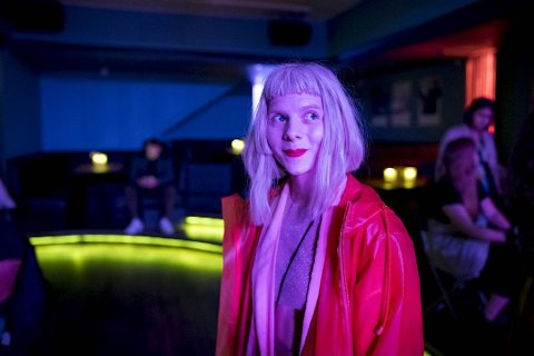 Aurora Aksnes er den fyrste artisten Utkant har bekrefta forfestivalen i år.