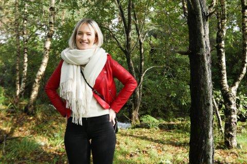 Til no har opplevinga vore svært lærerik for Thea Risøy.