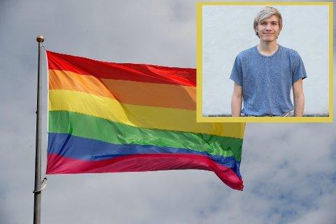 Juni er månaden for markering av Pride, men ingenting skal vere planlagt i Nordhordland.
