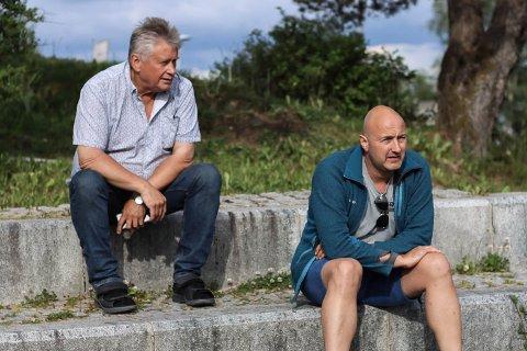 Nils Ole og Ole Magnus Dalland er glade for at kontrollutvalet har vedtatt å utarbeide gransking.