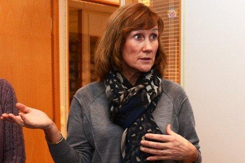 Grethe Monica Fjærvoll (H) synes Bodø og Nordland Ap framstår som vinglete i saken om konsekvensutredning av Nordland VI.