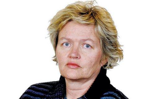 Inger Anne Lillebø, journalist i Avisa Nordland