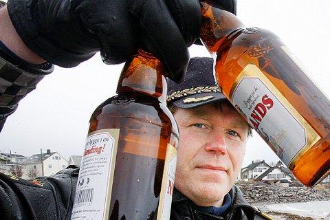 Politioverbetjent Per-Sverre Steinbakk.