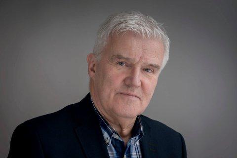 Regiondirektør UDI, Bjørn Fridfeldt.