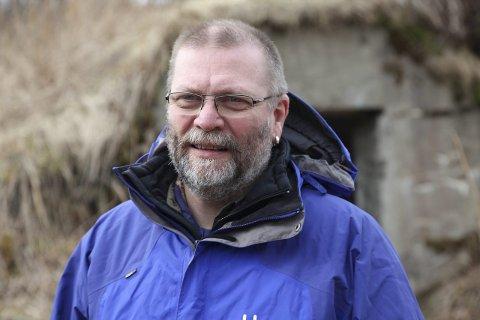 Populær mann: Lars Kristian Hansen Evjenth har blitt kåret til en av Norges mest populære ordførere. Nå venter en ny periode som ordfører.