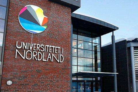 Både navn og logo forsvinner når Universitet i Nordland blir fusjonert.