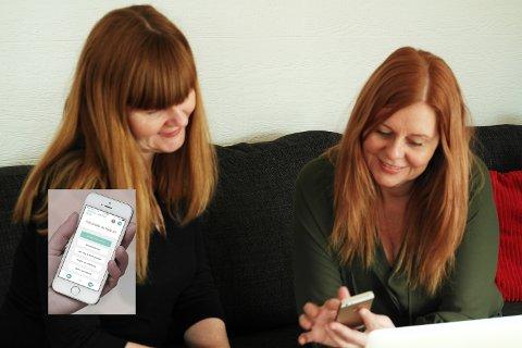 Søstrene Janne og Hilde Amundsen kombinerte sin eksperise innen henholdsvis psykologi og digital markedsføring. Resultatet ble Mindfit - en minipsykolog i lommeformat.