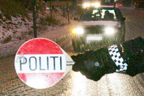 Landsomfattende promillekontroll også i Bodø.