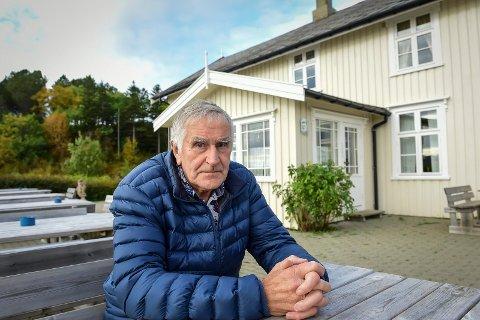 Leder av Rødøy lokalutvalg, Bernt Arntsen, forventer at politiet rydder i rollene.