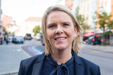 Kommer til Bodø: Justis-, beredskaps- og innvandringsminister Sylvi Listhaug besøker torsdag Bodø, for å åpne Sivilforsvarets nye spydspiss i Bodø.