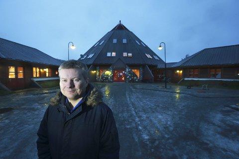 Lars Magne Andreassen, direktør på Árran.