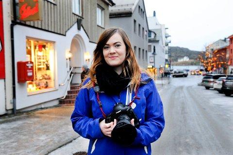 Vis mæ byen din: Helene Othelie Alfheim, ungdomsansvarlig i Bodø Fotoklubb, inviterer nå alle mellom 14 og 25 år til fotokonkurranse med Bodø som tema.