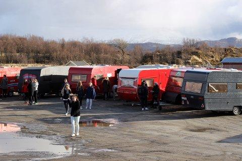 I flere år har Mørkvedbukta vært et samlingssted for Bodø-russen. Neste år er de festglade ungdommene nødt til å finne seg et annet sted å feire.
