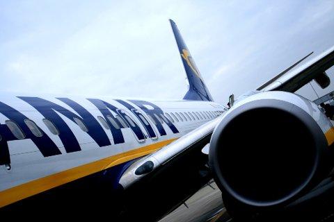 SATSER PÅ GARDERMOEN: Fra oktober flyr lavprisselskapet Ryanair til London fra Gardermoen.