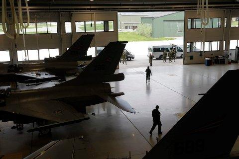 Bodø Flystasjon.