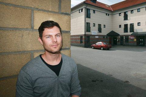 Administrerende direktør Are Skancke Andreassen i Nord-Norsk Mottakssenter.