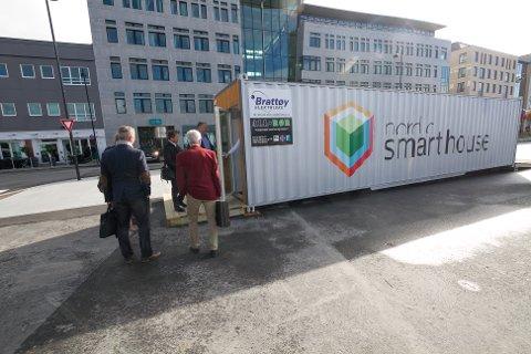 Nordic Smarthouse. Visning i Bodø.