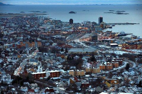 Bodø og Nordland blir pilot for et spennende prosjekt.