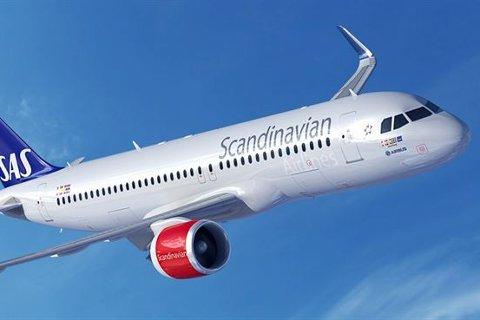 SAS nye flymaskin: SAS Airbus A320neo