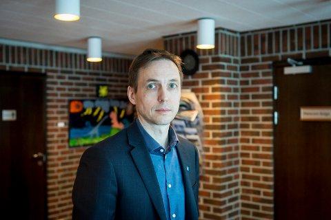 Ordfører Sigurd Stormo