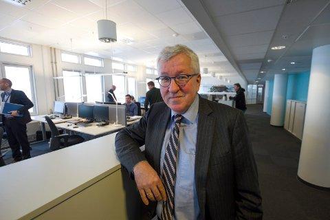 Morten Støver har startet nytt selskap - som bærer samme navn som han selv.