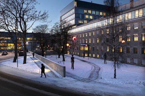 Nordlandssykehuset.21 november 2017.Foto:Tom Melby